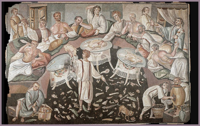 FOOD AND DINING IN ANCIENT ROMA